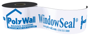 Poly Wall WindowSeal Flashing Tapes
