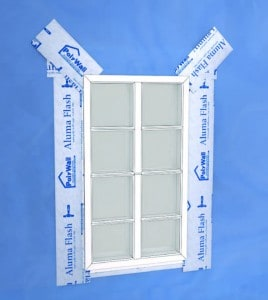 Poly Wall® Aluma Flash™ UV resistant Window Flashing