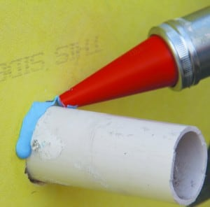 Poly Wall Blue Barrier Joint Filler 2200
