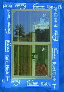 Butyl Flash Window Flashing Tapes