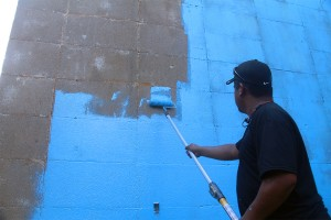 Blue Barrier 2400 Liquid Air Barrier